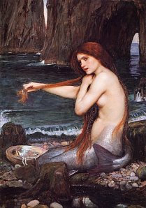 Waterhouse_a_mermaid hires