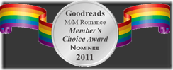 Goodreads award ping